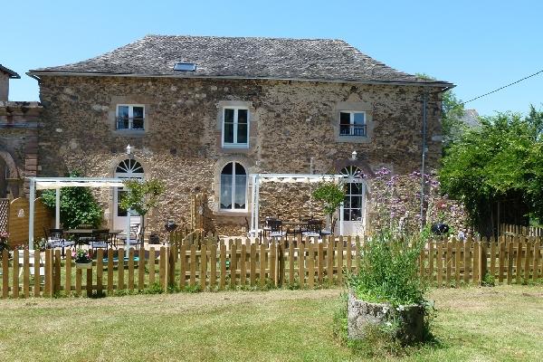 Château de Vèzes - Ecogîte L'Eldorado