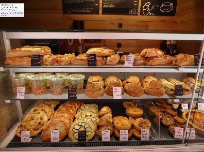 L'Artisan boulanger Ghislain Anglade