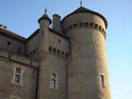 Château de Lugagnac, Château de Lugagnac