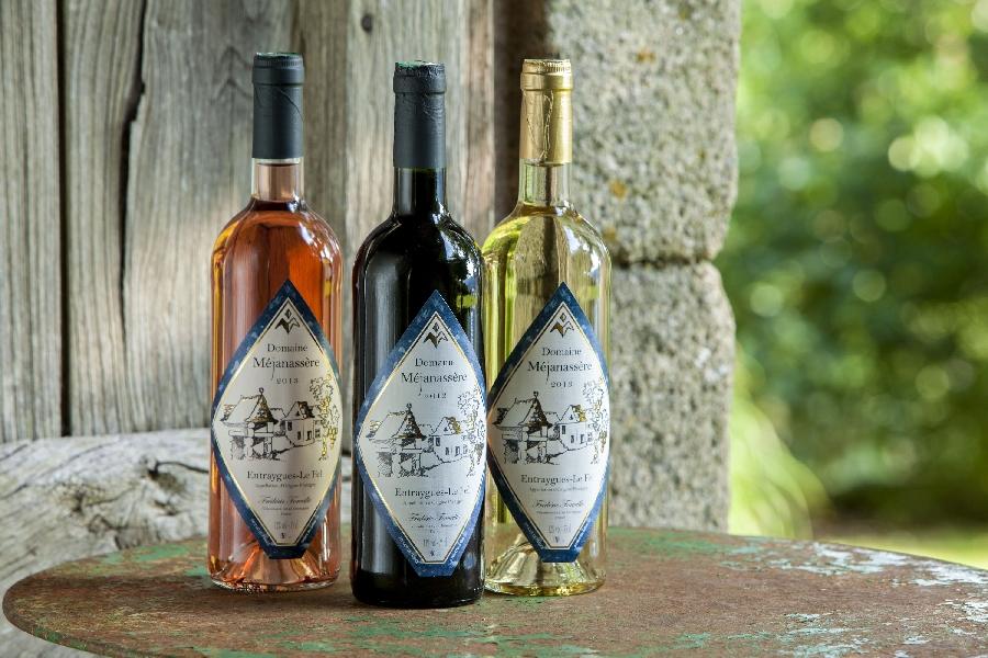Domaine de Méjanassère (Vins d'Entraygues - Le Fel)