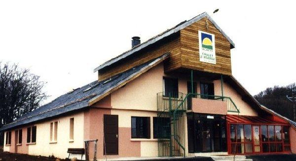 Chalet du rouergue laguiole h bergement collectif tourisme aveyron - Office du tourisme laguiole ...