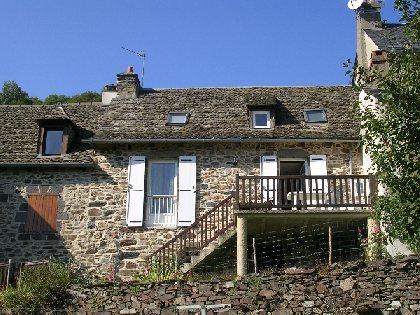 Maison côté jardin, Cenraud