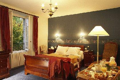 Chambre, Hôtel de la Dômerie