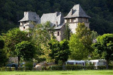 CAMPING DU VAL DE SAURES, OFFICE DE TOURISME DU CANTON D'ENTRAYGUES SUR TRUYERE