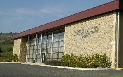 Maison de la Vigne, du Vin et des Paysages d'Estaing