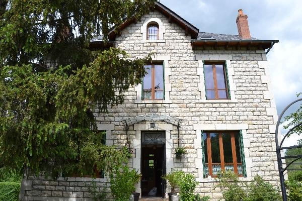 Villa Belle-Rive - Michelle Carrié