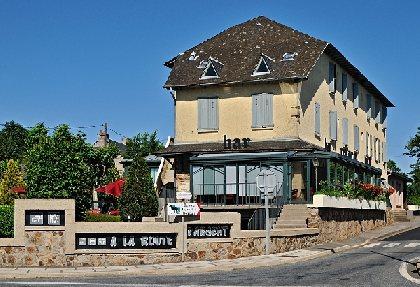 HOTEL RESTAURANT LA ROUTE D'ARGENT, OFFICE DE TOURISME DE BOZOULS
