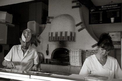 Pizza au feu de bois, OFFICE DE TOURISME REGIONAL DE VILLEFRANCHE DE ROUERGUE