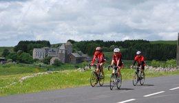 Cyclotourisme - Circuit de l'Aubrac