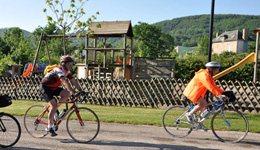 Cyclotourisme - Circuit de Salles-la-Source