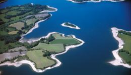 Cyclotourisme - Circuit des 4 lacs du Lévézou