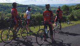 Cyclotourisme : Circuit dans la vallée du Lot