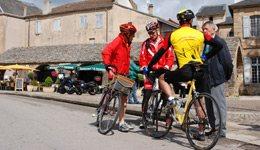 Cyclotourisme : Circuit Dourbie Larzac
