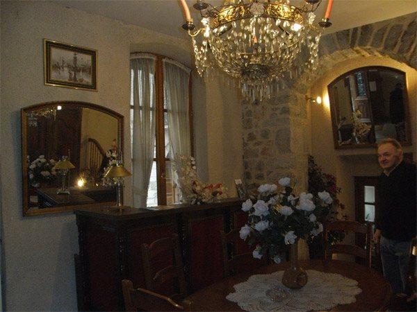 Hotel Restaurant Demi Pension Ville Franche Du Rouergue