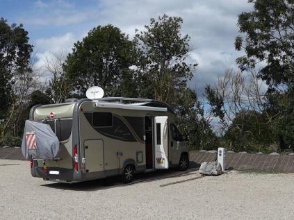 Aire de camping-car Park de La Cavalerie
