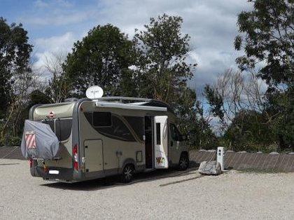 Aire de camping-car Park de La Cavalerie, OFFICE DE TOURISME LARZAC TEMPLIER CAUSSES ET VALLEES