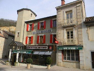 Hôtel du Nord, OFFICE DE TOURISME LARZAC VALLEES