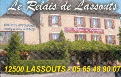 LE RELAIS DE LASSOUTS, OFFICE DE TOURISME DU CANTON D'ESPALION