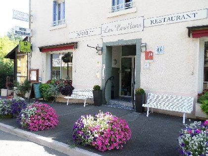 HOTEL RESTAURANT LES CARILLONS, OFFICE DE TOURISME DE CRANSAC