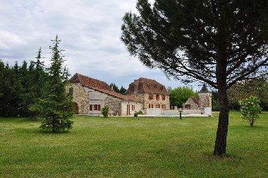 Les chambres d'hôtes du Domaine de l'Asenon, OFFICE DE TOURISME DE CAPDENAC (BUREAU DE L'OT DU PAYS DE FIGEAC)