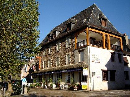 Aux Gorges du Dourdou, HOTEL AUX GORGES DU DOURDOU1
