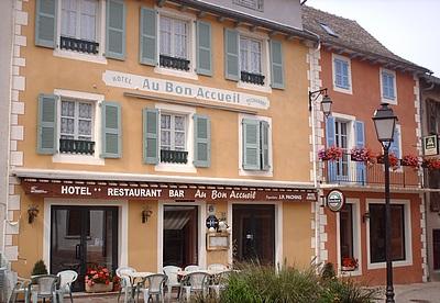 Hôtel-restaurant au Bon Accueil