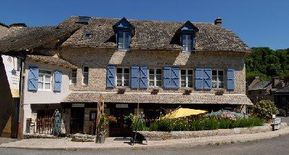 Auberge du Château, Comité Départemental du Tourisme de l'Aveyron