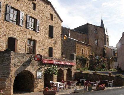 Auberge des Arcades, ADT de l'Aveyron