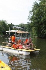 O'Paddle d'Olt : Bateaux électro-solaires sur le lac de Castelnau-Lassouts-Lous