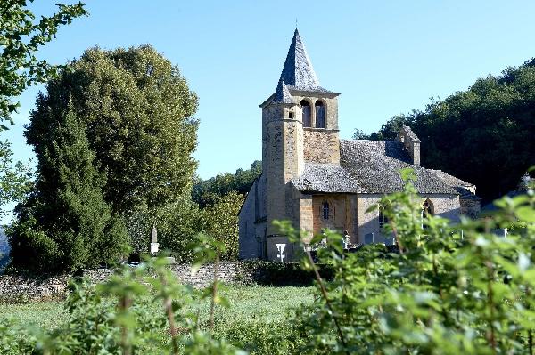 Journées Européennes du Patrimoine : église du Cambon