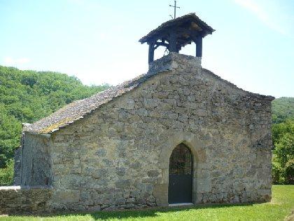 Chapelle de Bergounhoux, OFFICE DE TOURISME DE PARELOUP LEVEZOU