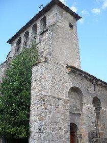 Eglise de St-Etienne-de-Viauresque, OFFICE DE TOURISME DE PARELOUP LEVEZOU