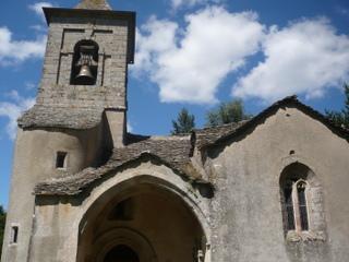 Eglise de St-Julien-de-Fayret