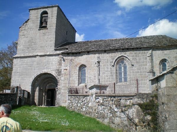 Eglise Saint-Amans-du-Ram