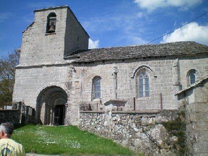 Eglise Saint-Amans-du-Ram, Arnaud Villefranque