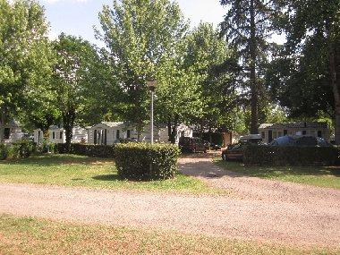 Camping Roc de l'Arche, OFFICE DE TOURISME DU CANTON D'ESPALION