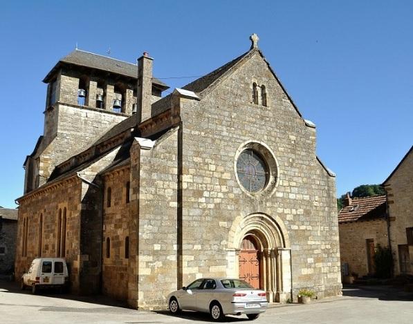 Journées Européennes du patrimoine : Visite de l'Eglise de Cruéjouls