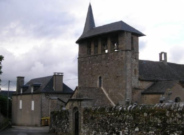 Journées européennes du patrimoine : visite de l'Eglise d'Ayrinhac (Bertholène)