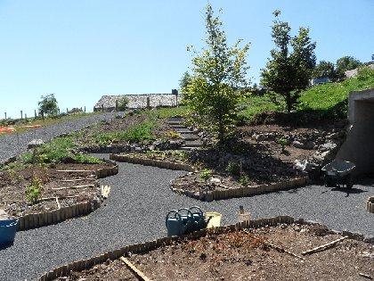 Jardin Botanique de l'Aubrac (groupes)