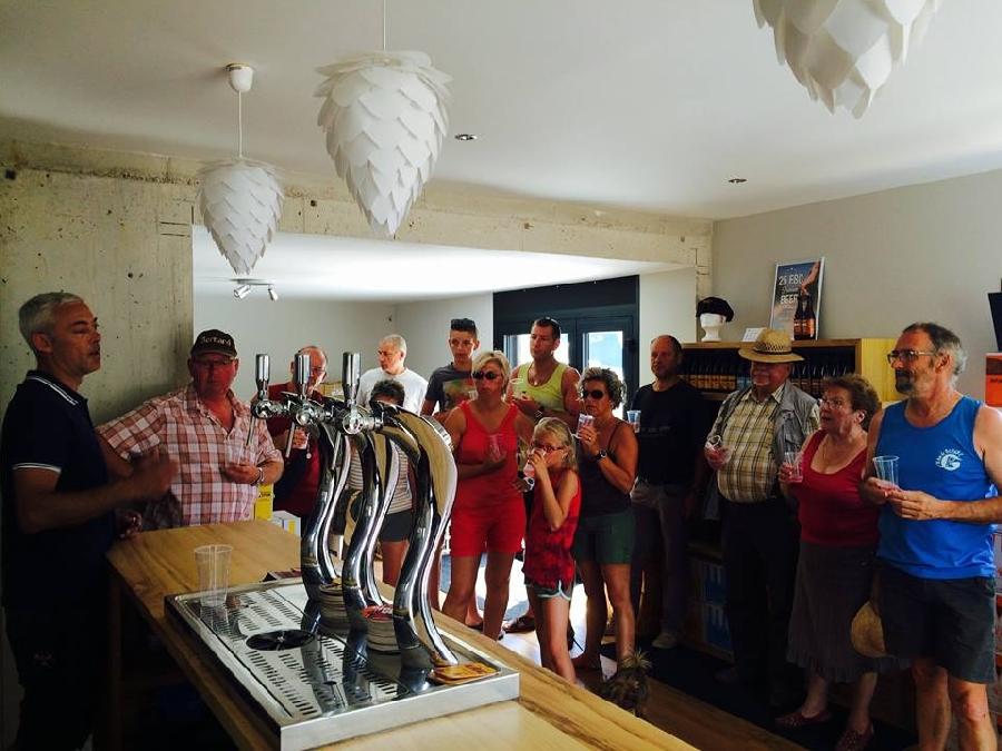 Brasserie d'Olt (groupes)