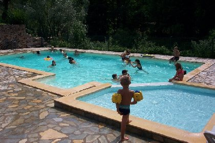 CAMPING BEAU RIVAGE (Conques), Camping Beau Rivage