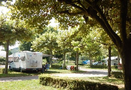 Camping municipal la Citarelle - Emplacement,
