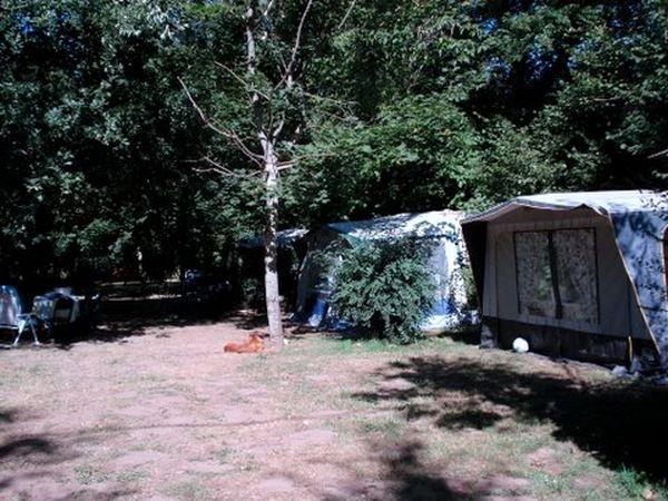 Camping municipal le Cambon