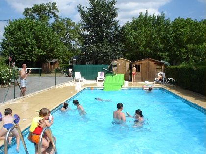 CAMPING BEAU RIVAGE (Livinhac), CAMPING BEAU RIVAGE