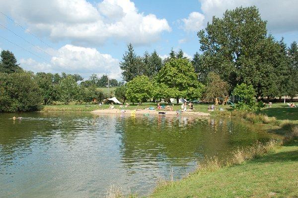 Camping le muret le bas s gala camping tourisme aveyron - Office de tourisme villefranche de rouergue ...