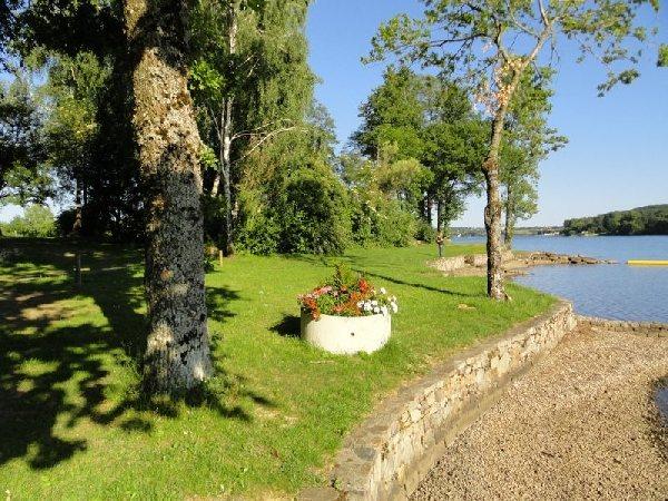 Camping les cantarelles lac de villefranche de panat alrance camping tourisme aveyron - Office du tourisme villefranche ...