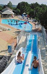 CAMPING LES TERRASSES DU LAC- Lac de Pont de salars, OFFICE DE TOURISME DE PARELOUP LEVEZOU