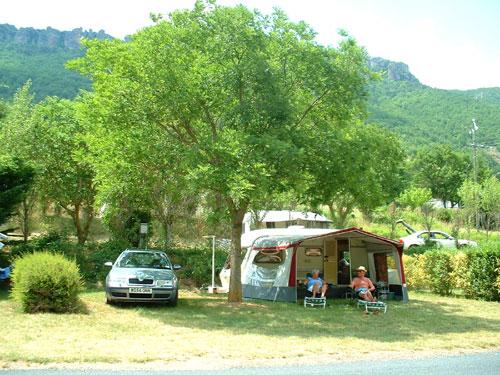 Camping Le Roc qui Parle