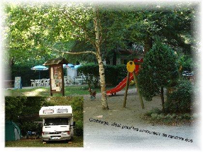 Camping la Claparède