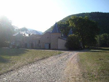 Ancienne demeure du Marquis d'Assas, Isabelle Gely - Camping à la ferme de Castelnau